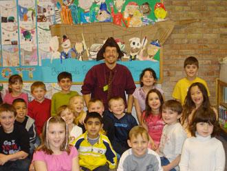Kids and Matt