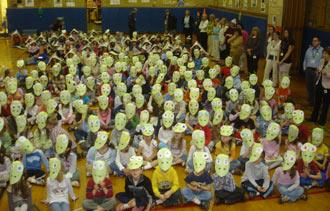 Homer-Masks