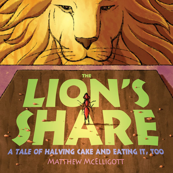 The Lion's Share cover