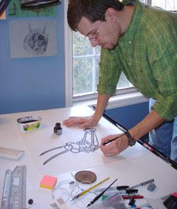 Matt painting