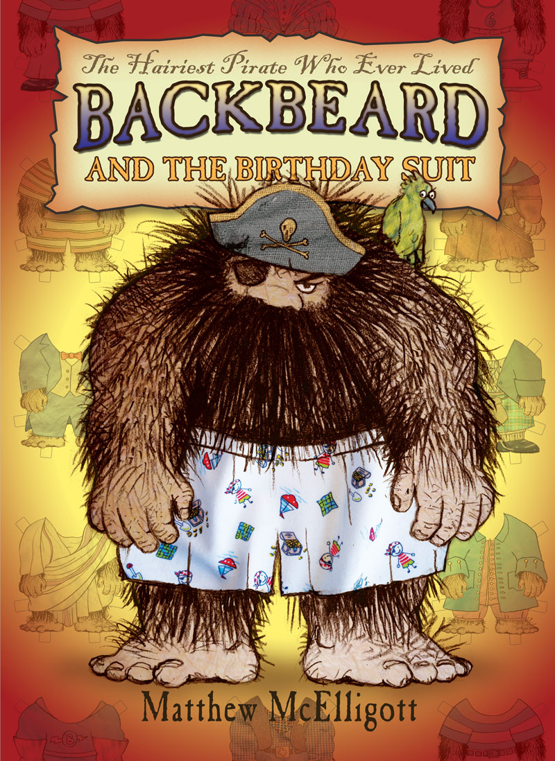 Backbeard and the Birthday Suit cover