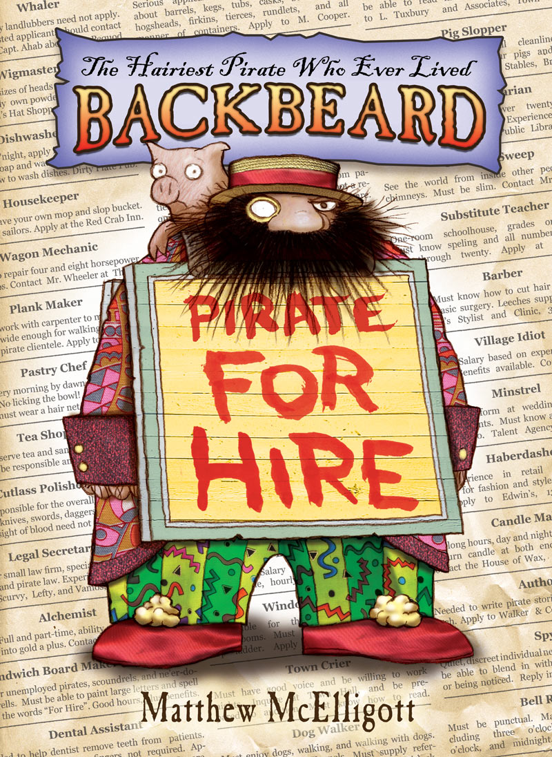 Backbeard: Pirate For Hire cover