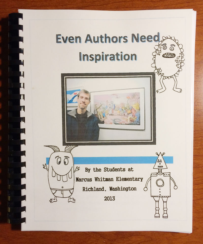 Marcus Whitman inspiration book