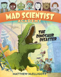 The Dinosaur Disaster cover