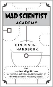 MSA Dinosaur Handbook